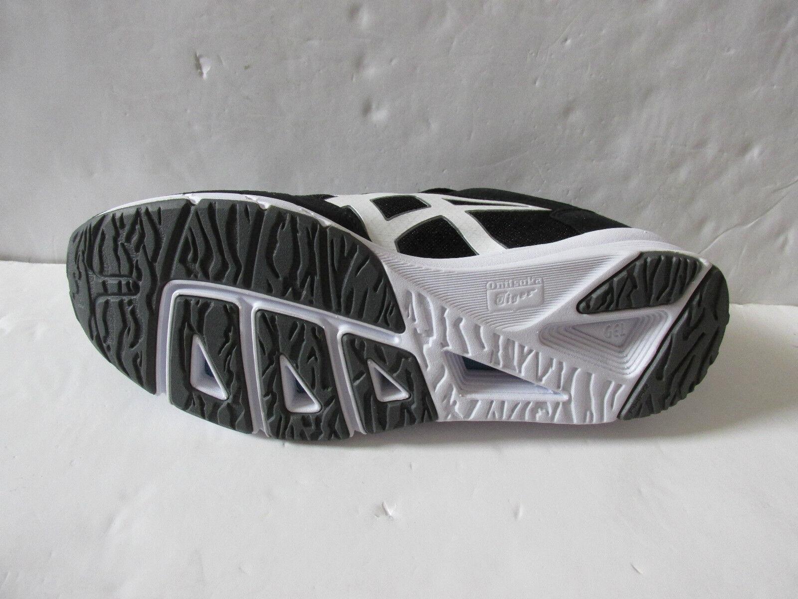 Onitskua tiger shaw runner schuhe mens trainers D405N 9001 Turnschuhe schuhe runner asics 8e6072
