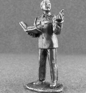 Metal Toy Soldiers Soviet Border Guard With Dog 1//32 Miniature 54mm WW2
