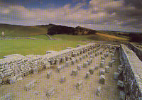 AK: Housesteads Roman Fort - The north granary