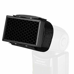 Portable-Honeycomb-Grid-Flash-Diffuser-for-Canon-Nikon-Sony-Shotgun-Speedlite