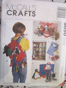 Super Details About Mccalls Crafts Sewing Pattern Accessories For Bean Bag Animals 9050 Ships Free Inzonedesignstudio Interior Chair Design Inzonedesignstudiocom