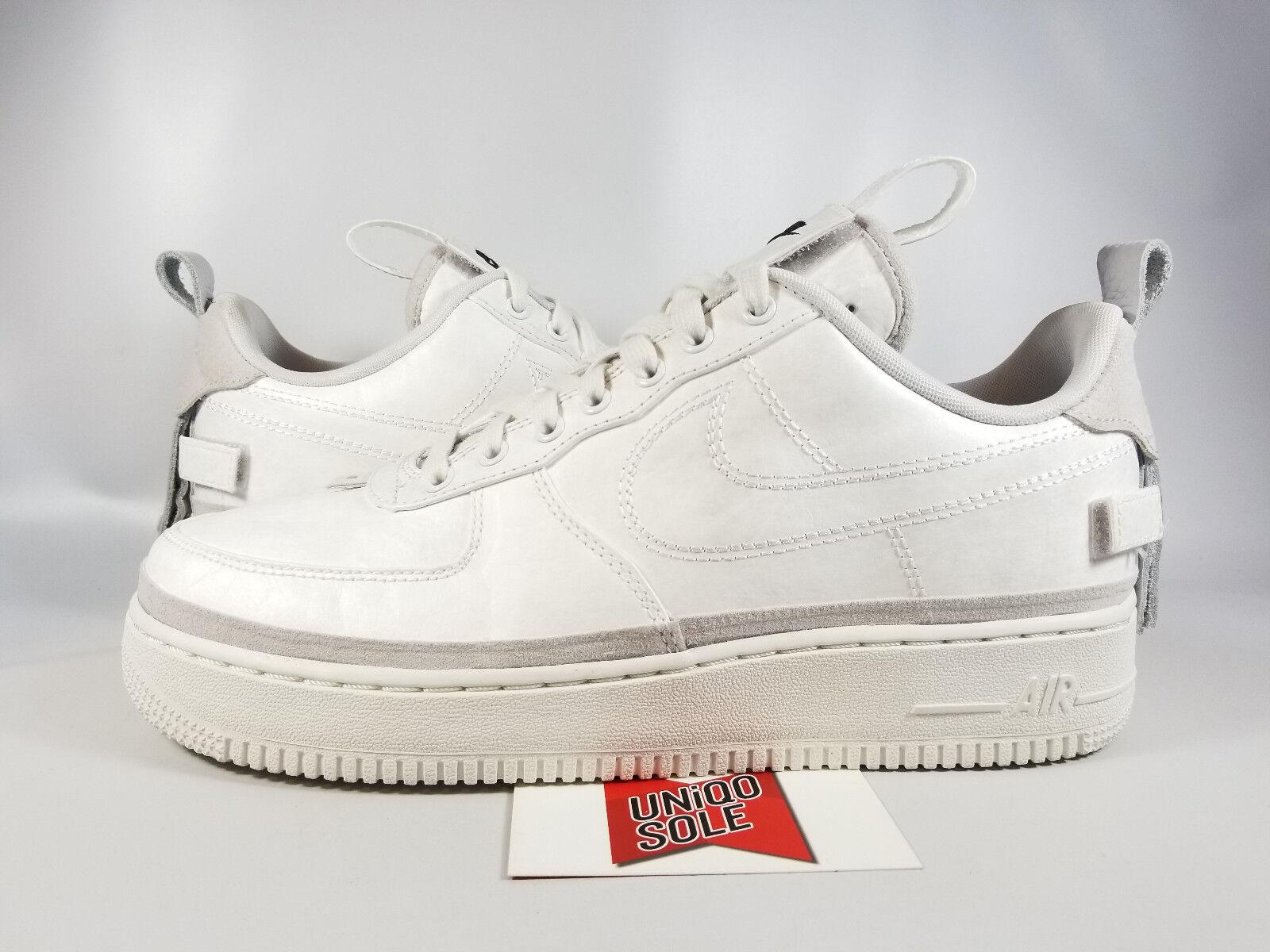 Nike Air Force 1 AF1 Low ALL STAR 90 10 OFF WHITE VAST GREY AH6767-001 sz 14