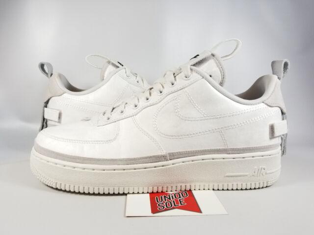 san francisco b2b9c 7b3bb Nike Air Force 1 Low '07 as QS All Star 90/10 Vast Grey White Ah6767 001  Size 13