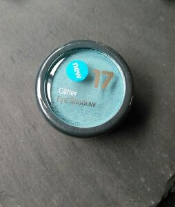 BNIP-Boots-No-17-039-Socialite-039-green-turquoise-glitter-eye-shadow-Free-P-amp-P