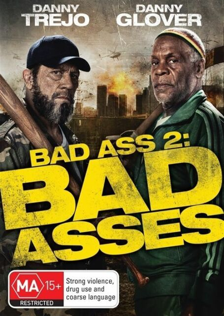 Bad Ass 2 - Bad Asses (DVD, 2015)