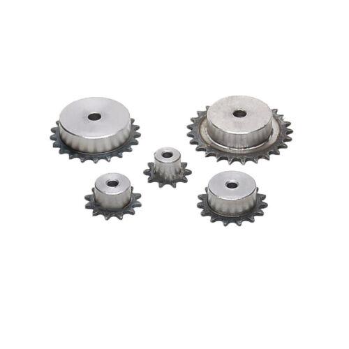 05B 10-28T Roller Chain Simplex Sprocket Wheel Pilot 45# Steel Gear 8mm Pitch