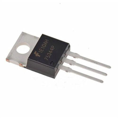 HUF75344P3 MOSFET N-CH 55V 75A TO-220AB 75344 HUF75344 1PCS