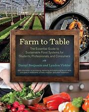 Farm to Table : The Essential Guide to Sustainable Food Systems for Students,...