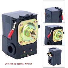 Lefoo Quality Air Compressor Pressure Switch Control 95 125 Psi Single Port
