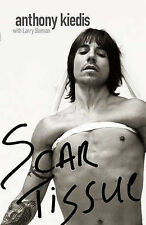 Scar Tissue, By Anthony Kiedis, Larry Sloman,in Used but Acceptable condition