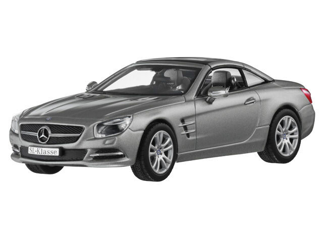 NOREV 2012 MERCEDES BENZ SL 1 43 GREE NEW RELEASE Rare Dealer Edition
