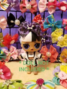 LOT 5PCS DRESS OUTFIT CLOTHING Accessories FOR L.O.L  LOL SURPRISE DOLLS Toys