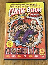 2004 Comic Book The Movie MARK HAMILL Hugh Hefner STAN LEE Kevin Smith DVD 2 Set