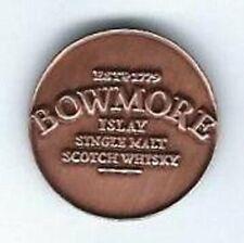 PIN BADGE GLENCAIRN DEANSTON ROUND SCOTCH MALT WHISKY LAPEL PIN