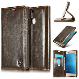 For-Huawei-Mate-9-Mate-8-Wallet-Case-Luxury-Leather-Card-Slots-Flip-Stand-Cover