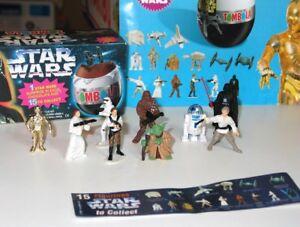 Ensemble Complet Tombola Star Wars Tous 9 Chiffres Darth Vader, Luke Han Avec