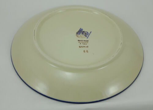 Kuchenteller Bunzlauer Keramik Teller ø 22cm Essteller Frühstück T134-TAB1
