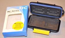 (PRL) CUSTODIA SCHEDE MEMORIA PORTA CARD CASE CF XD SD MEMORY STICK PRO DUO JJC