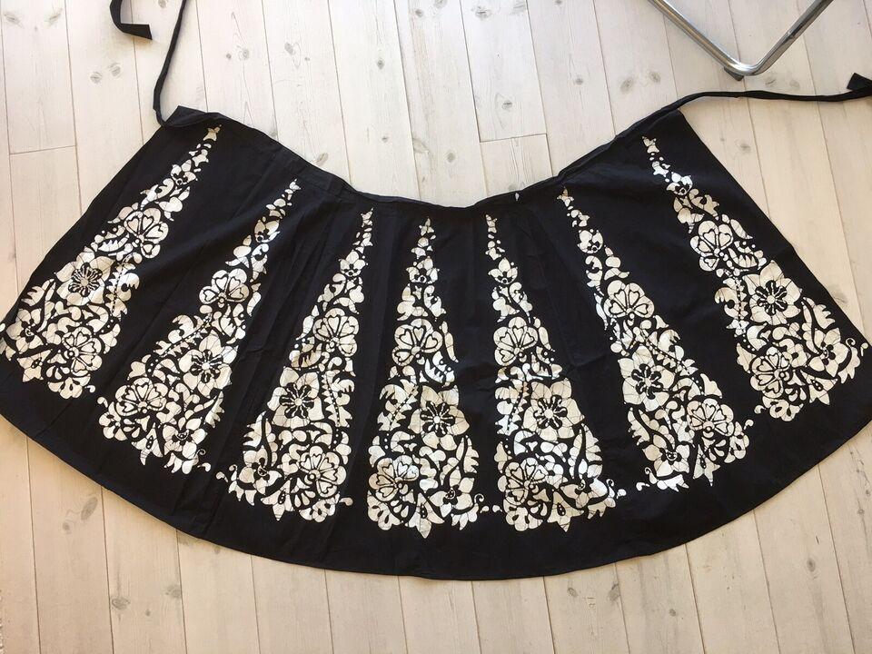 Slå om nederdel, str. One size, ? – dba.dk – Køb og Salg af