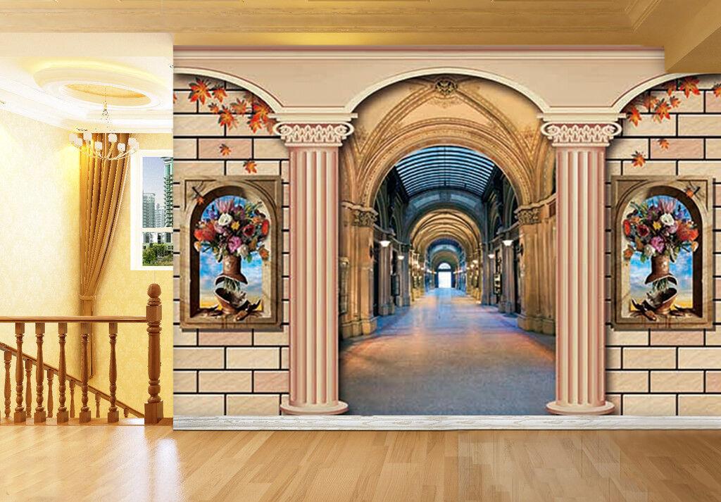 3D Kadoba 281 Photo Papier Peint en Autocollant Murale Plafond Chambre Art