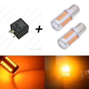 Luces-intermitente-LED-Canbus-BAU15S-PY21W-Rele-evita-el-parpadeo-rapido