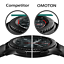 2-Pack-Tempered-Glass-Screen-Protector-For-Samsung-Gear-S3-Frontier-Classic thumbnail 4