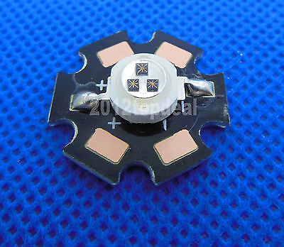 3w 940nm infrared IR LED for night vision camera flashlight with 20mm Star PCB