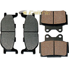 FRONT & REAR BRAKE PADS FITS YAMAHA FZX250 ZEAL 1991 1992