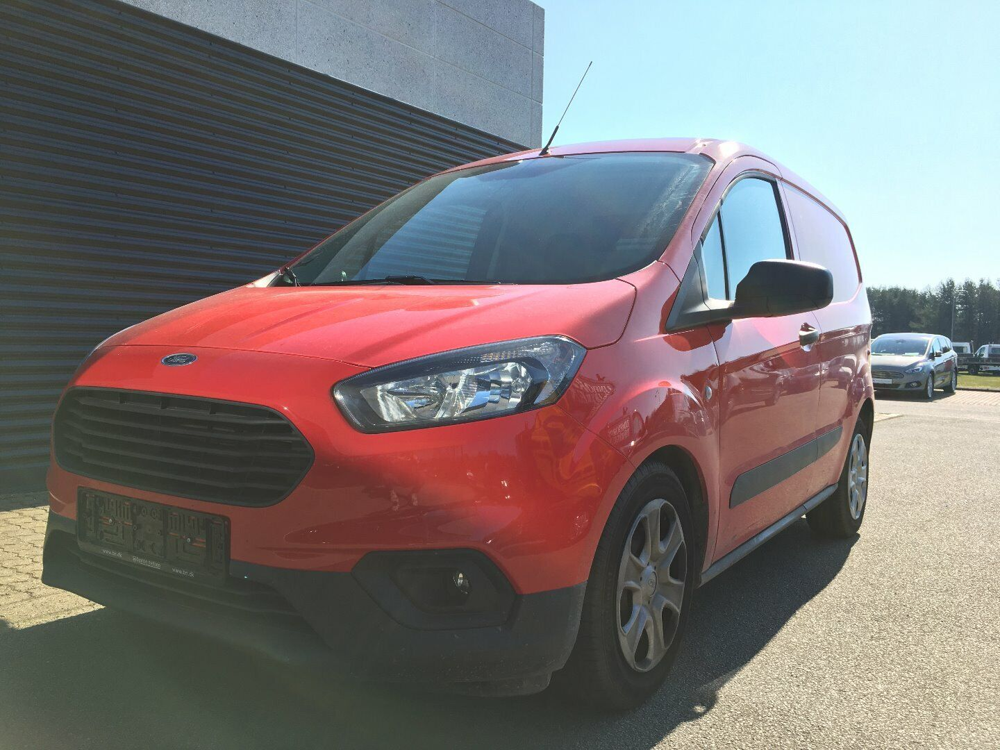 Ford Transit Courier 1,5 TDCi 100 Trend