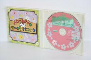 HELLO-KITTY-GARDEN-PANIC-Ref-bcb-Dreamcast-Sega-Japan-Game-dc