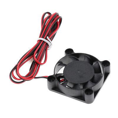 Mini 12V 40mmx40mmx10mm 4010 DC Brushless Cooling Fan for 3D Printer