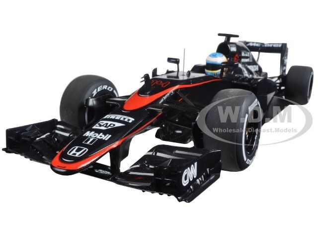 Mclaren f1 bis 2015 mp4-30 barcelona   spanien f. alonso   14 1   18 wagen autoart 18121