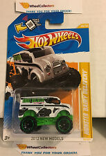 Monster Dairy Delivery #28 * WHITE * 2012 Hot Wheels * N176