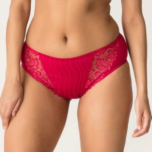 0561811 Taillenslip Prima Deauville Dessous Red Rot Slip Persian Donna Zx8T4qwxU
