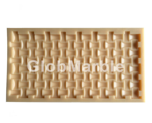 Concrete Mold Plaster Wall Stone Cement Tiles Mosaic Stone MS 863.