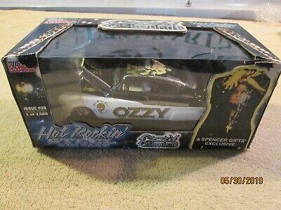 Racing Champions Hot Rockin/' Steel Ozzy Osbourne 1 of 2,500 1:24 RARE