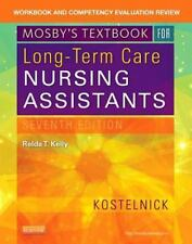 Workbook and Competency Evaluation Review for Mosby's Textbook for Long-Term...