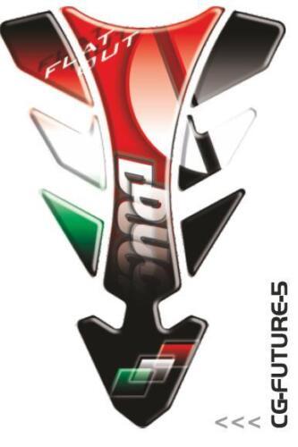 Paraserbatoio Print TankPad CGF5 Ducati 888 916 996 998 999 Diavel Gt Sport 1000