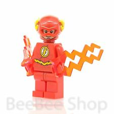The Flash SuperHero Mini Figure DC Universe Comics custom fit Lego Marvel
