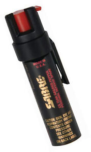 SABRE ADVANCED Compact Pepper Spray With Clip ?? 3-in-1 Formula (Pepper Spray,
