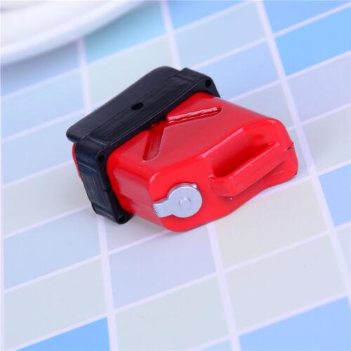 2Pcs rc rock crawler 1:10 accessories mini fuel tank for cc01 axial IJNMUS