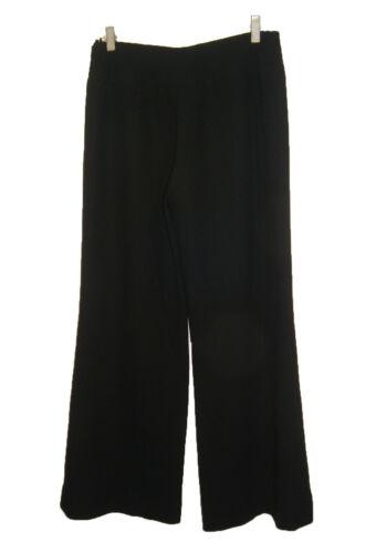 Pants 8 Ull Tidsbånd Bred Sz Black Shalini q18x0wEW