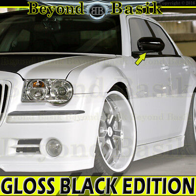 WIth Painted Mirror 2006-2010 Chrysler 300 300C Dodge Charger Mirror Cover