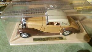 SOLIDO-voiture-miniature-MERCEDES-540-K-DE-1939-au-1-43