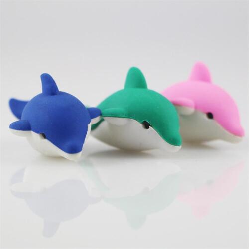 PRO HOT Die Sendung mit der Delphin Radiergummi Die Delphin 4.2*2.2*2.3cm Nue