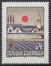 Österreich Austria 1983 ** Mi.1755 Gemälde Paintings Kunst Modern Art