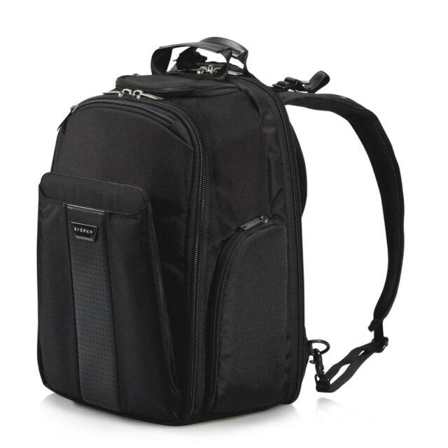 EVERKI Versa Premium Check-in freundlicher Notebook Rucksack für Laptop