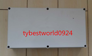 NEW DIY 1pc Electrical Instruments Plastic Box 295*155*70mm