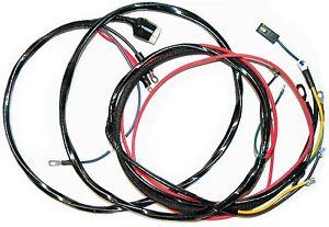 1958 corvette wiring harness 1958 61 corvette engine wiring harness new reproduction auto  1958 61 corvette engine wiring harness