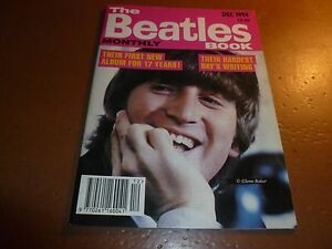 THE-BEATLES-BOOK-MONTHLY-Magazine-No-224-December-1994